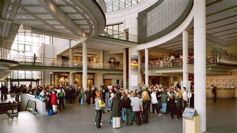 Besucherinformation Zum Haus Der Geschichte Bonn