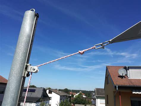 Befestigung Für Sonnensegel by Befestigung Und Montage Sonnensegeln Nach Ma 223
