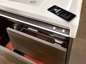 10 innovations high tech pour une salle de bains 20 With energie d une maison 12 cuisine 2 0 lelectromenager du futur