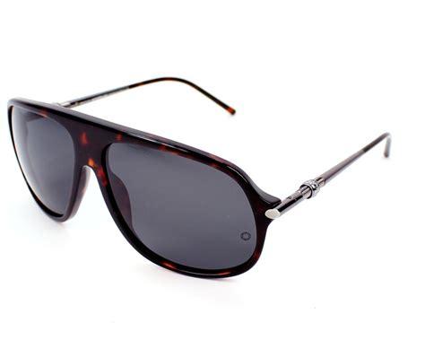 lunettes de soleil mont blanc mb327s 54a 61 visionet
