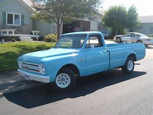 Jm3176 1967 Chevrolet C  K Pick