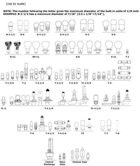 miniature bulb shapes shapes of mini bulbs topbulb