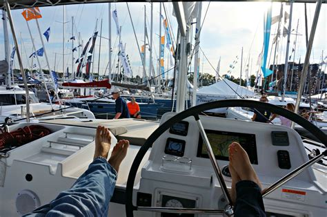 Annapolis Boat Show by Us Sailboat Show 2015