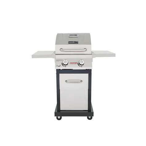 nexgrill evolution 2 burner propane gas grill in stainless