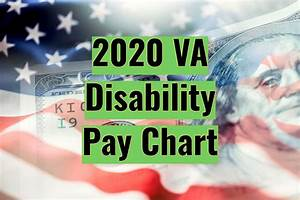 2018 Va Disability Pay Chart 2020 Va Disability Pay Chart Va Claims Insider