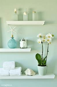 How, To, Decorate, Bathroom, Shelves, For, Enhanced, Relaxation