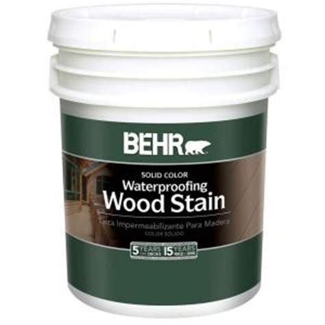 Behr Premium Deck Stain Drying Time behr weatherproofing wood stain time