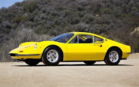 1968 Ferrari Dino 206 Gt  Gooding & Company
