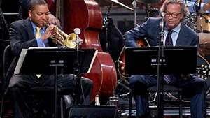 Eric Clapton, Wynton Marsalis Play the Blues in New York ...