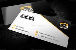Modern business card template 1 design panoply for Modern business card design templates