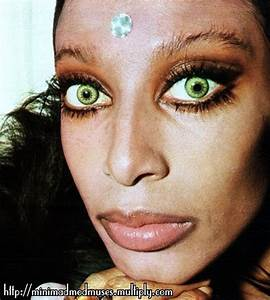 Donyale Luna (August 31, 1945 – May 17, 1979 ...