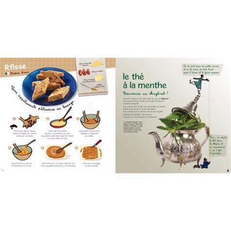 livre de cuisine gastronomique livre de recettes du monde pour enfant
