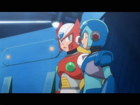 anime days tv ova sd otaku megaman x the day of sigma