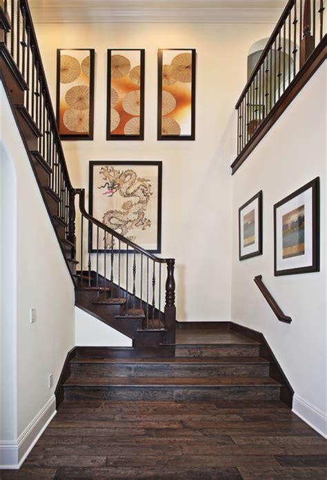 walnut residence asian staircase orange county