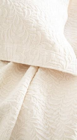 Ivory Matelasse Coverlet by Pine Cone Hill Ivory Scramble Matelasse Coverlet Cottage