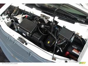 2004 Chevrolet Astro Cargo Van Engine Photos