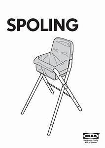 Chaise Haute Pliante Ikea : cheap spoling chaise haute avec ceinture with chaise haute pliante ikea ~ Teatrodelosmanantiales.com Idées de Décoration