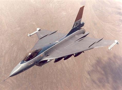General Dynamics F-16XL Delta Wing Version