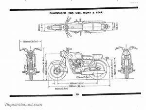 1968 Honda 90 Parts Diagram Images