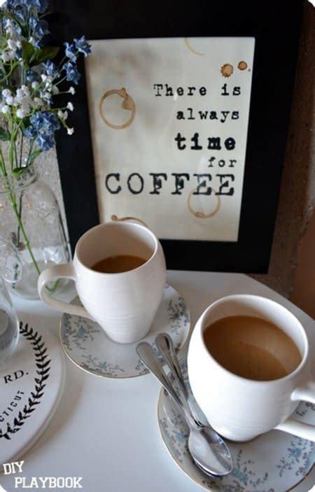 framed coffee art knockoffdecorcom