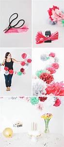 Papierblumen Aus Servietten : 1001 ideen und inspirationen wie sie tolle fr hlingsdeko basteln basteln blumen papier ~ Yasmunasinghe.com Haus und Dekorationen