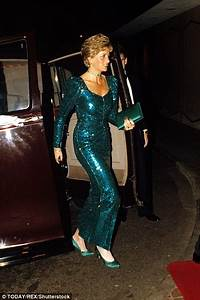 Diana's most dazzling dresses | Daily Mail Online