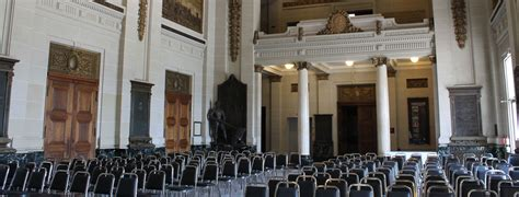 memorial hall dayton history