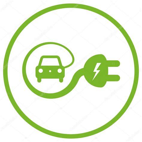 electric vehicles symbol elektroauto symbol stockvektor 50234623