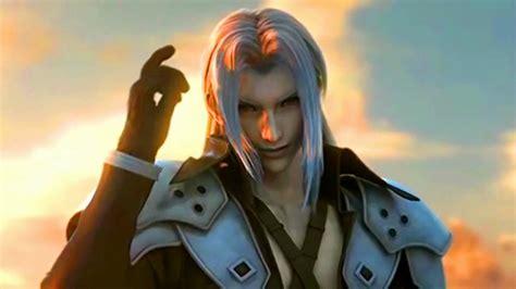 Final Fantasy Wallpaper 1080p Angeal Vs Genesis Vs Sephiroth Hd 1080p Youtube