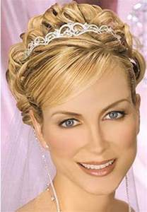 wedding hair updo wedding updos for hair with tiara di candia fashion