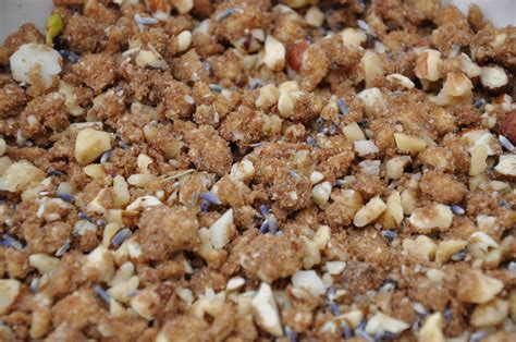 streusel topping spiced apple cider muffins with streusel topping recipe dishmaps
