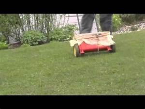 Rasen Lüften Mit Lüfterwalze : rasen s en rasen nachs en mit dem gardena s wagen youtube ~ Yasmunasinghe.com Haus und Dekorationen