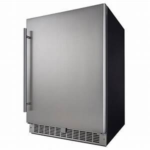 Frigo Compact : danby silhouette professional niagara dar055d1bsspr built in refrigerator residential home bar ~ Gottalentnigeria.com Avis de Voitures