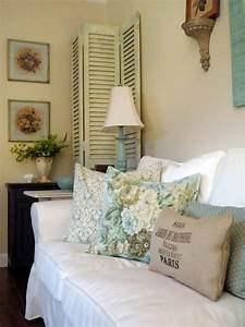 Chic Home Living : shabby chic living rooms hgtv ~ Watch28wear.com Haus und Dekorationen
