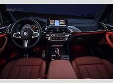 BMW X3 2018 evoluzione e differenze con il precedente