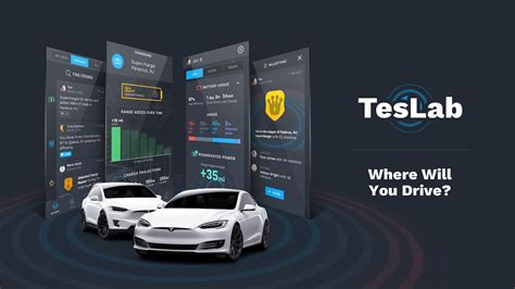 Tesla Car Apps by Teslab The App Every Tesla Model S And Model X Owner