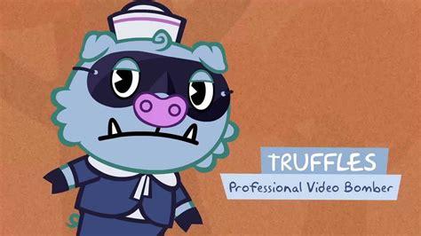 Truffles Video Bomb Halloween