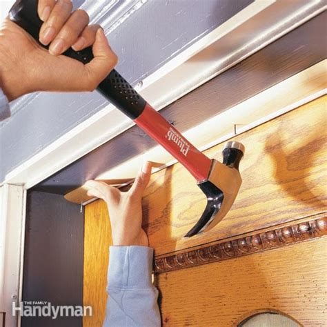 how to weatherstrip a door how to weatherstrip a door the family handyman