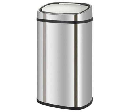poubelle automatique pas ch 232 re moins de 40 euros la 58 litres