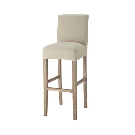 chaise boston maison du monde housse de chaise de bar en coton mastic boston maisons du monde