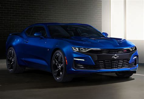 2019 Chevrolet Camaro Ss  Specifications, Photo, Price