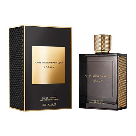 cristiano ronaldo parfum cristiano ronaldo legacy eau de toilette 100ml feelunique