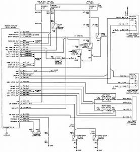 1992 Mustang Car Alarm Wiring Diagram
