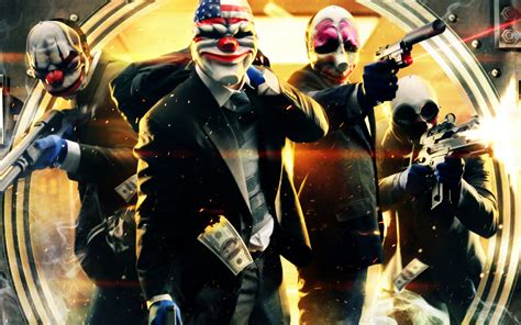 The Purge Mask Halloween Club by 105 Payday Hd Wallpapers Backgrounds Wallpaper Abyss