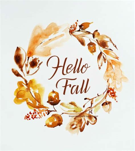 Fall Backgrounds Sayings by Best 25 Hello Autumn Ideas On Autumn Lights