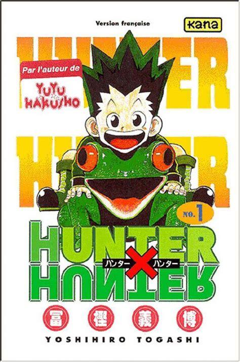 2871297819 hunter x hunter tome hunter x hunter tome 1 sur manga occasion