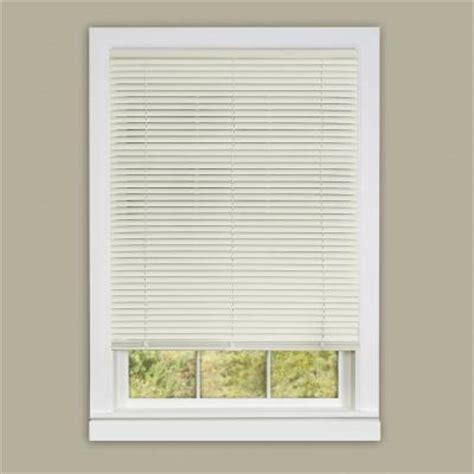 cordless vinyl mini blinds achim alabaster cordless 1 in vinyl deluxe sundown room