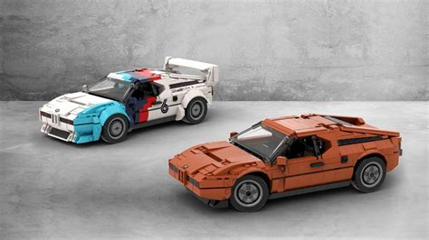 We Must Own This Lego Bmw M1