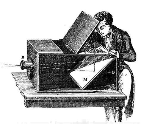 ist eine camera obscura fotogenerell
