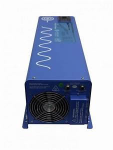 Aims Picoglf60w24v240vs 6000w 24v 120  240vac Inverter Charger